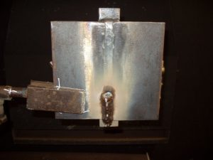 3G SMAW Cap Weld 1 with Slag Covering