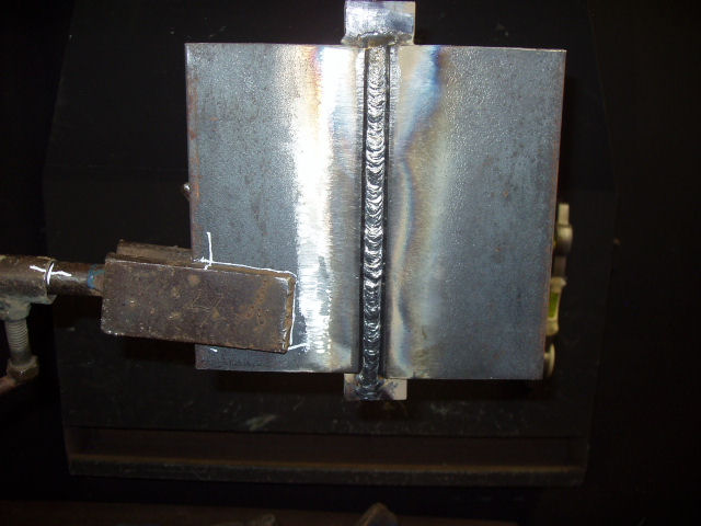 How To Pass The Aws D1 1 Smaw 3g Vertical Up Welding