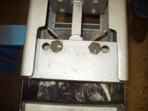 6G Face Bend Specimen 2 Bending 2 of 3