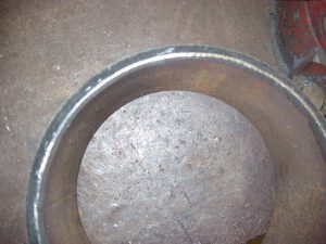 6G Pipe Coupons Beveled Grinded with Landing