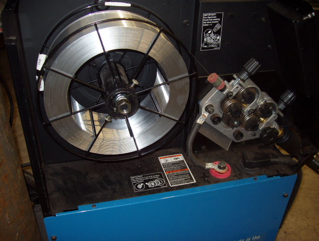 Mig Welding Aluminum Electrodes Gasses Welder Setting