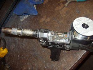 Aluminum MIG Welding Spool Gun
