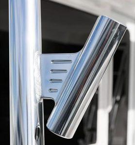 Anodized Aluminum Weld