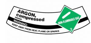 Argon Gas for Aluminum Welding