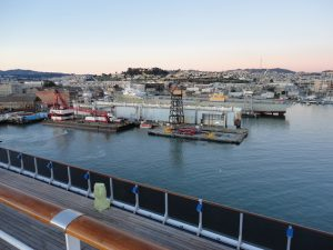 BAE Systems Dry Dock San Francisco