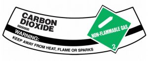 Carbon Dioxide Non Inert Gas