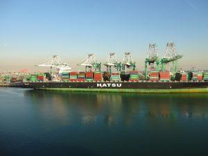 Port Los Angeles HATSU shipi.