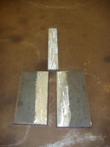 Clean Welding Joint