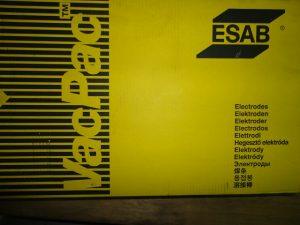 ESAB SMAW Electrodes
