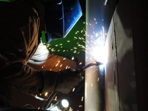 Fluxed Cored Arc Welding