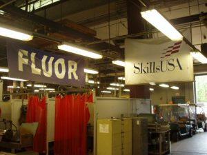 Greenville Tech Fluor Training Center