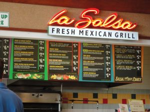 La Salsa Grill