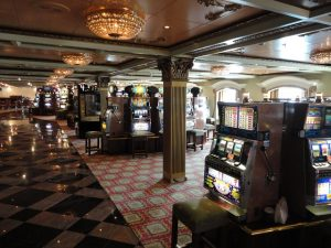 Louis XII casino slot machines Carnival Spirit