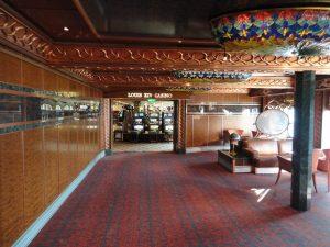 Louis XII casino Carnival Spirit