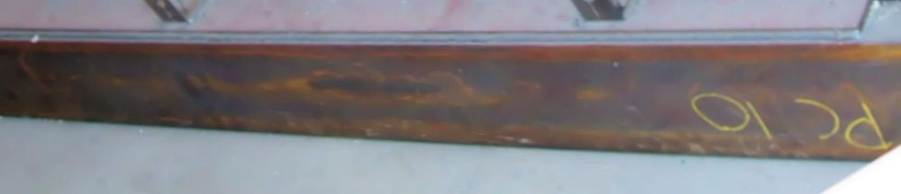 MIG Weld on Carbon Steel