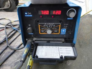 MIG Welder Set Up Settings