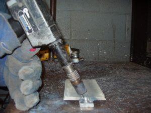 MIG Welding Aluminum Electrode Angle Technique