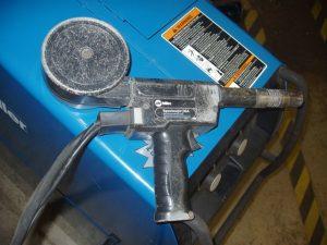 MIG Welding Aluminum Spool Gun