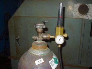 MIG Welding Gas with Regulator