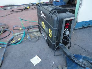 Miller Suitcase MIG Welder Wire Feeder