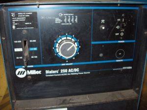 Miller Dialarc 250 4G Test