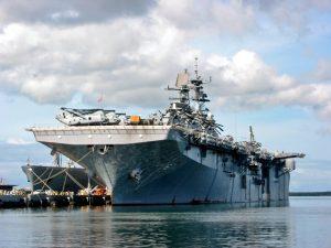 Navy Ship Maintenance