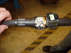 Python Gun Pull Feed Aluminum MIG Welding Gun