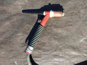 Scratch Start TIG Torch