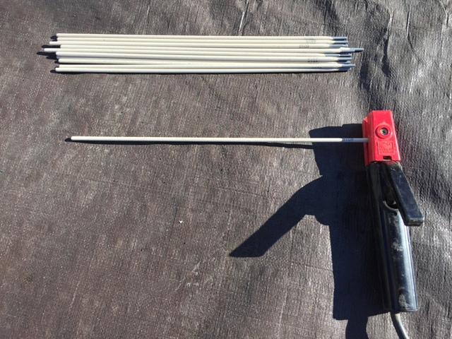 How to Weld Sheet Metal With a Stick Welder