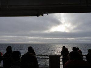 Ship evacuation drill