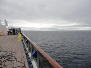 Sailing to San Diego