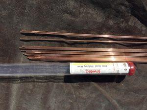 Steel TIG Welding Electrode Wire