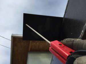 Stick Electrode Angle Overhead Welding