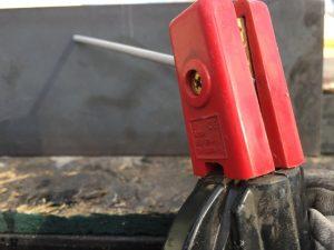 Stick Electrode Angle Welding Horizontal
