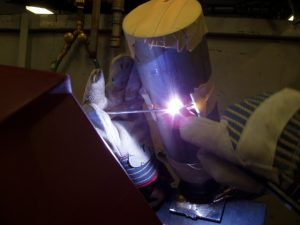 TIG Welding Stainless Steel Pipe