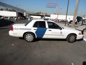 US Border Agent