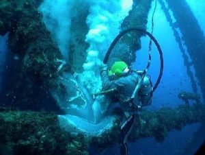 Underwater Welding and Commercial Diving