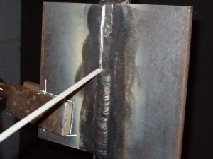 Weaving a Wide Weld Technique